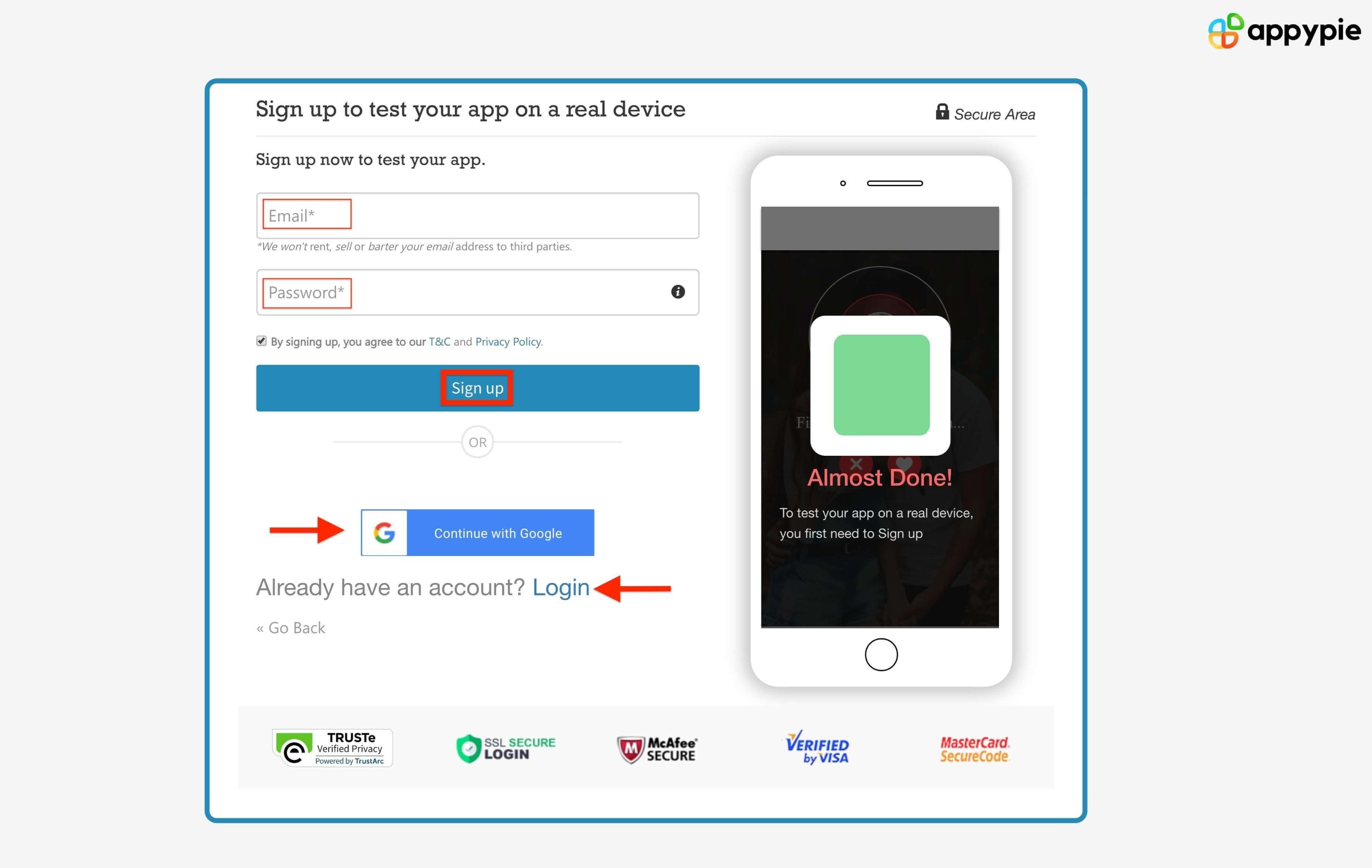 Quiz & Survey App Builder - Appy Pie