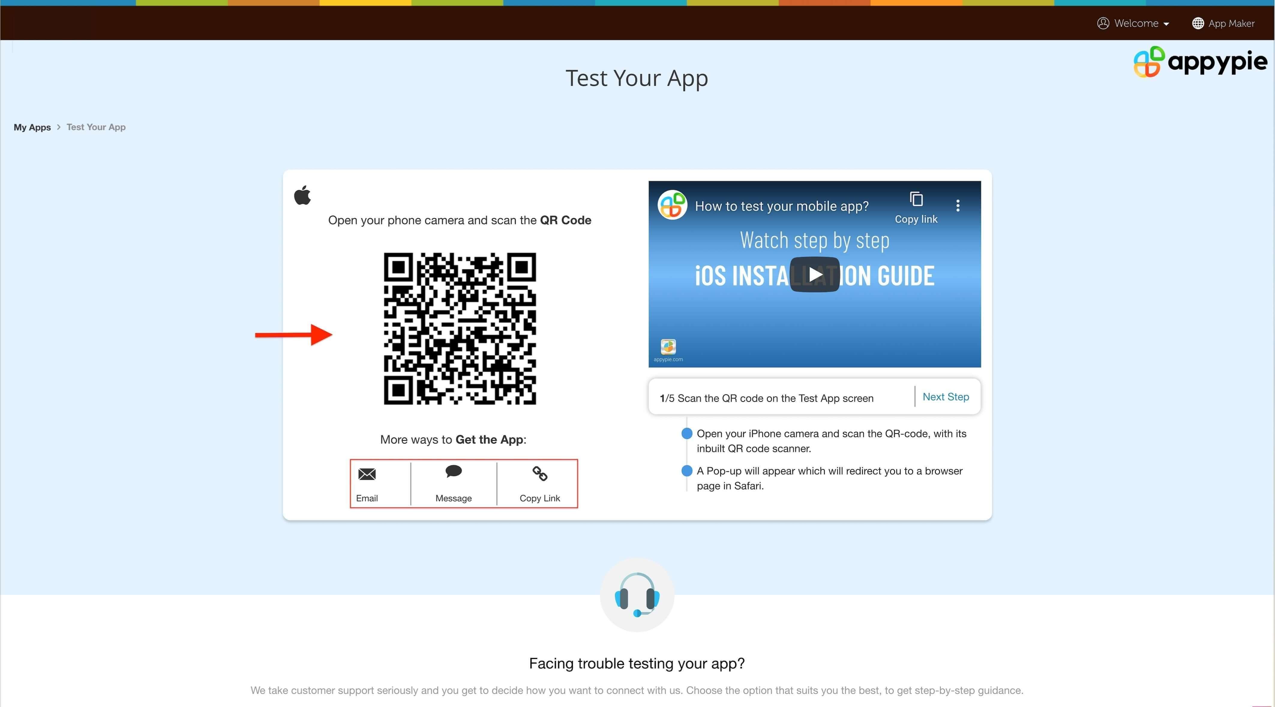 Quiz/Poll App Builder - Appy Pie