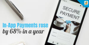 In-app payments gain 68% to become the most popular feature on Appy Pie