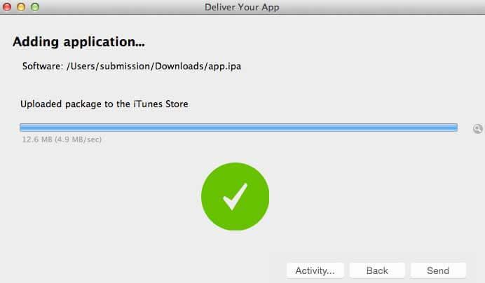 application loader