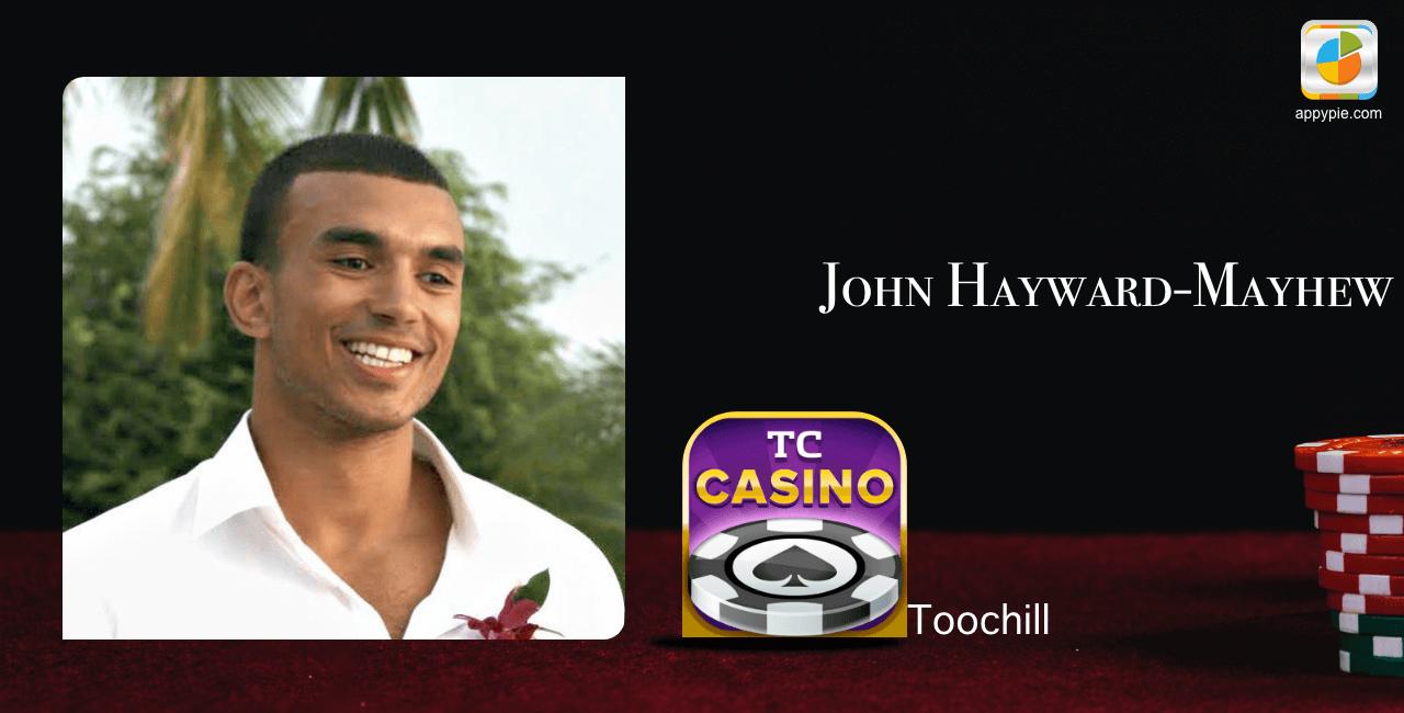 John Hayward-Mayhew