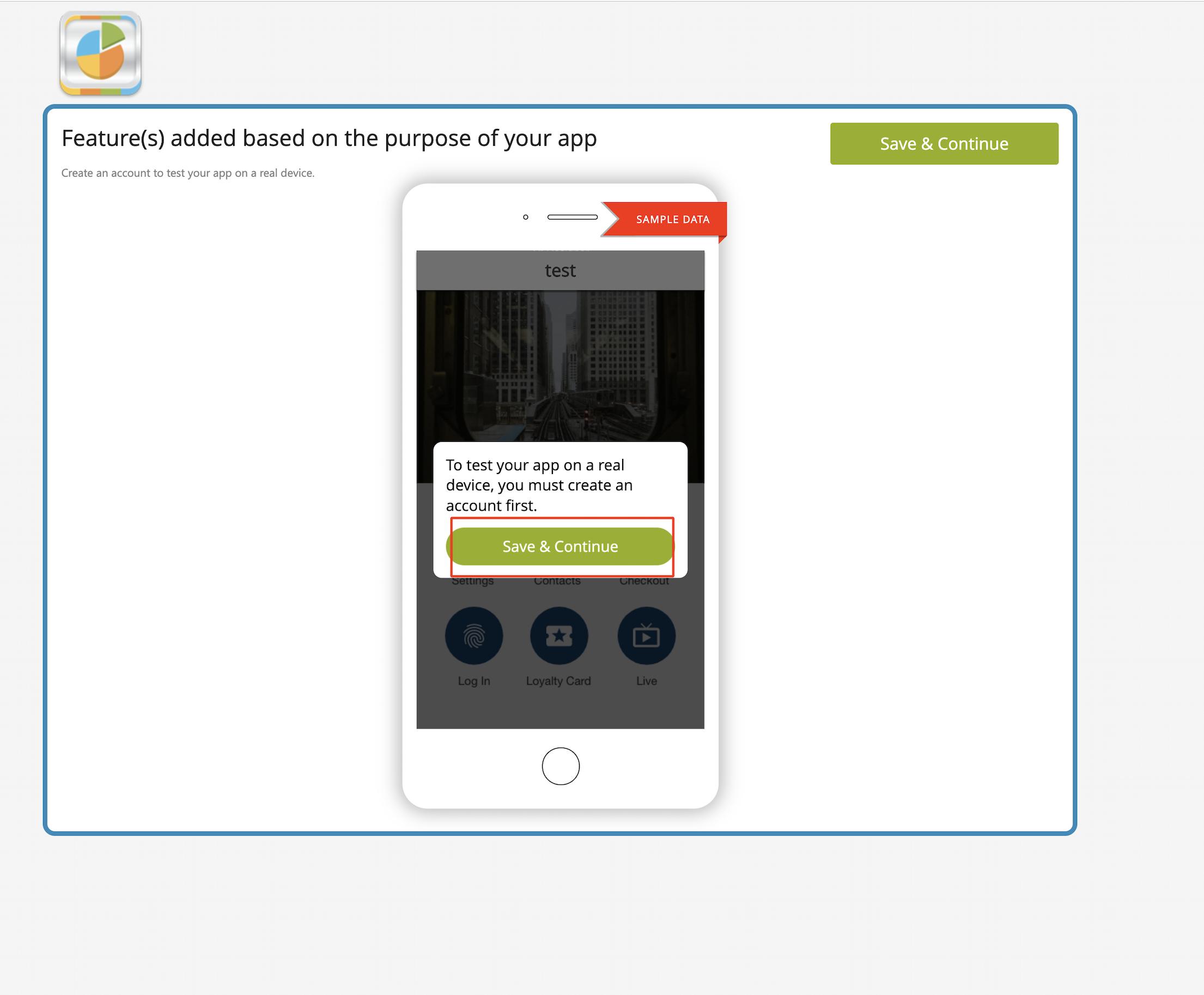 Restaurant App Maker