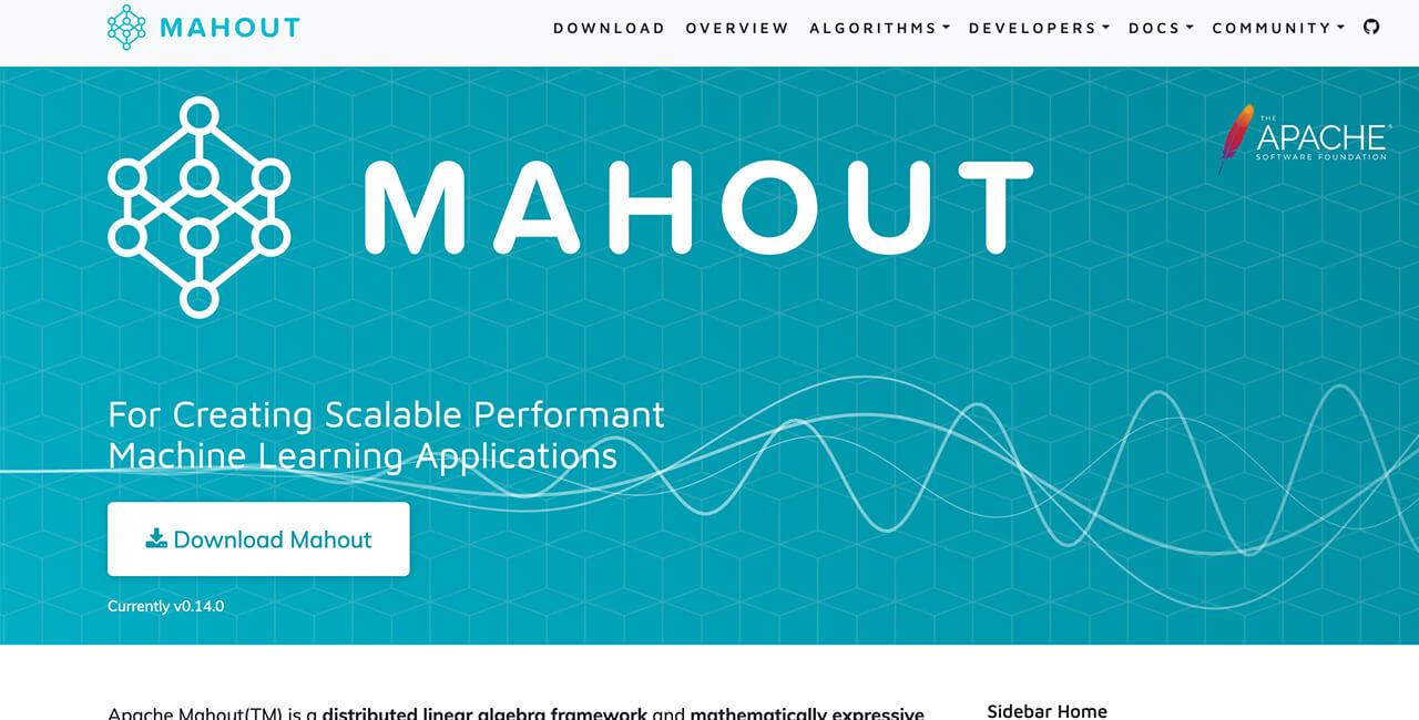 Apache-Mahout