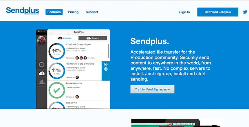 SendPlus