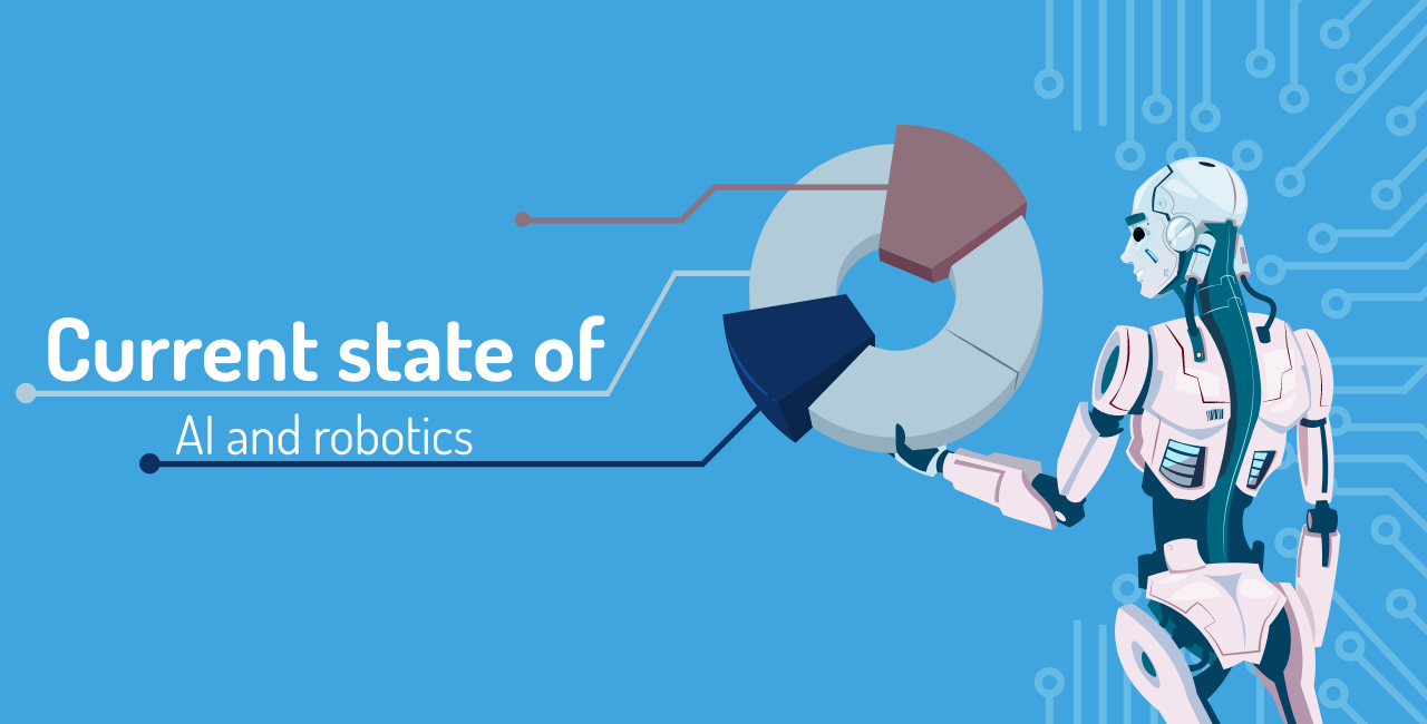 Current state of AI and robotics