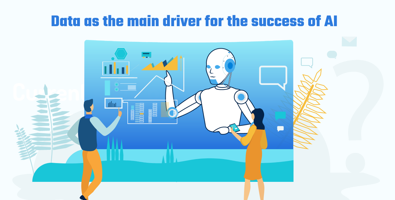 Data as the main driver and the intersection