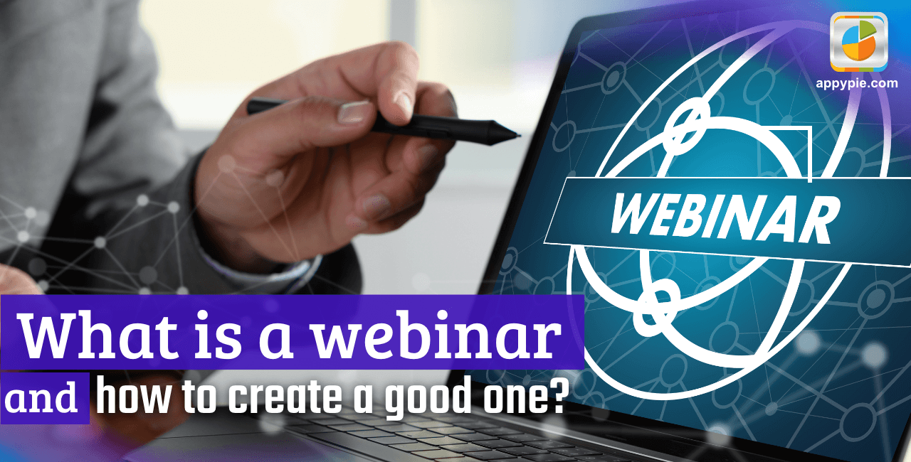 What is a webinar
