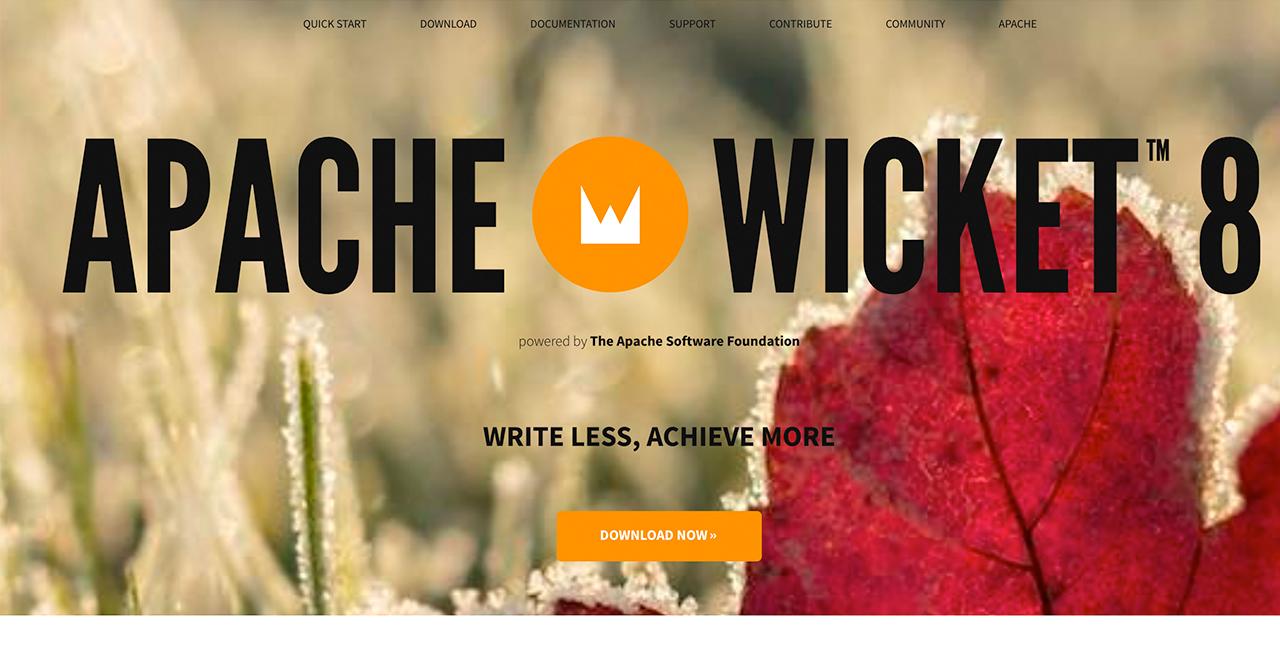 Apache-Wicket