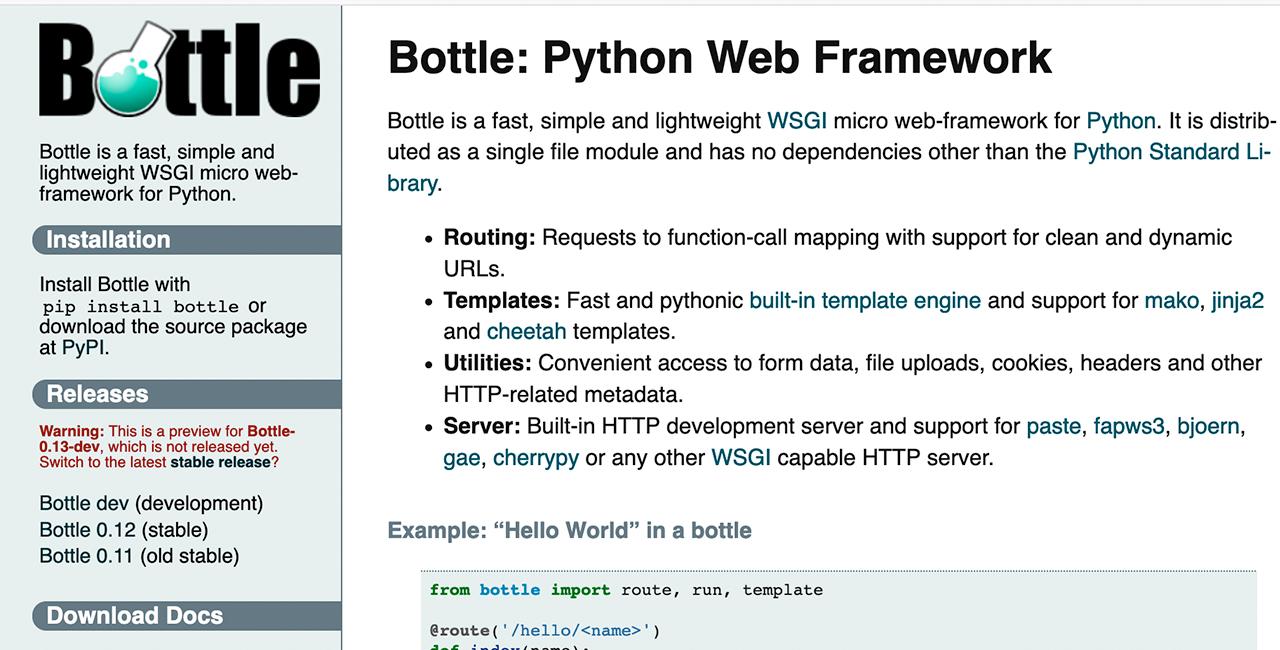 Best Web Development Frameworks Frameworks For Web Development