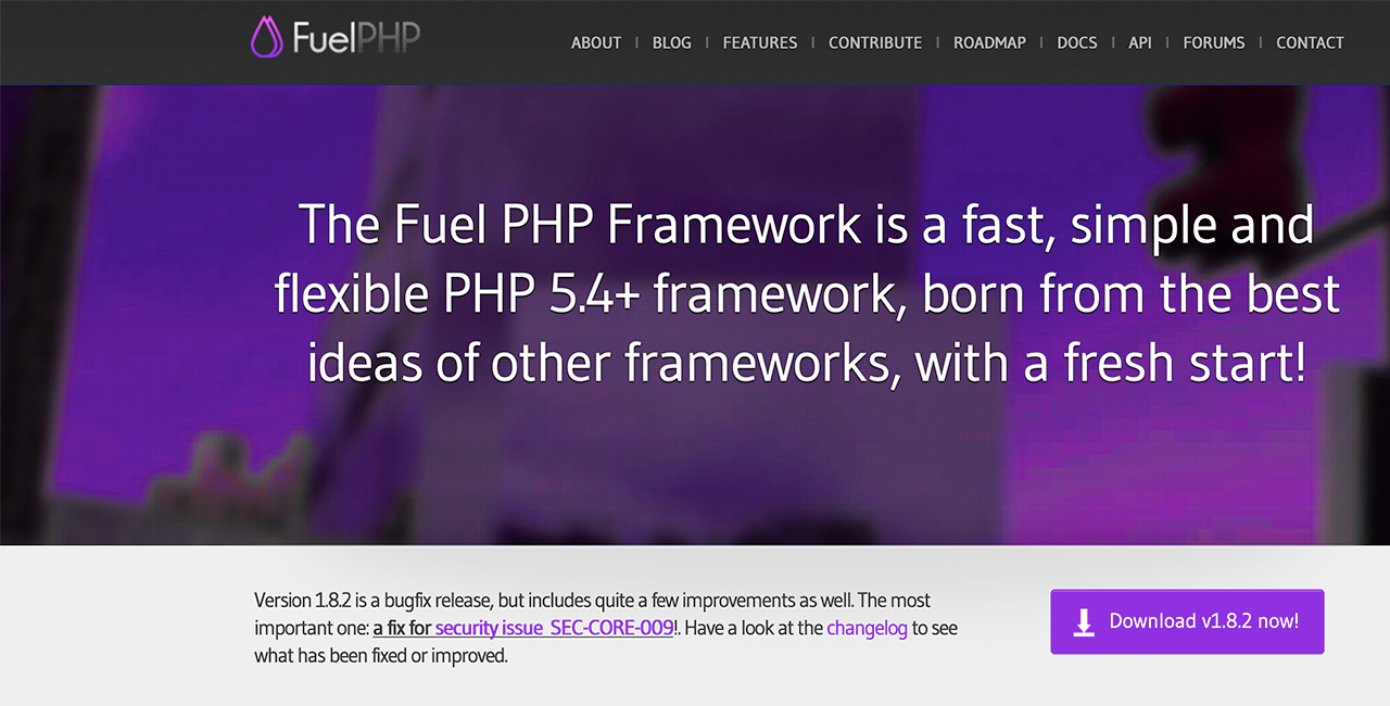 Fuel-PHP