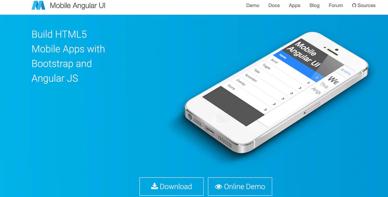 Mobile-Angular-UI