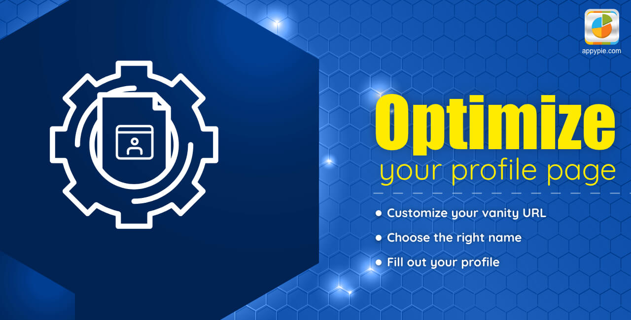 Optimize Your Profile Page