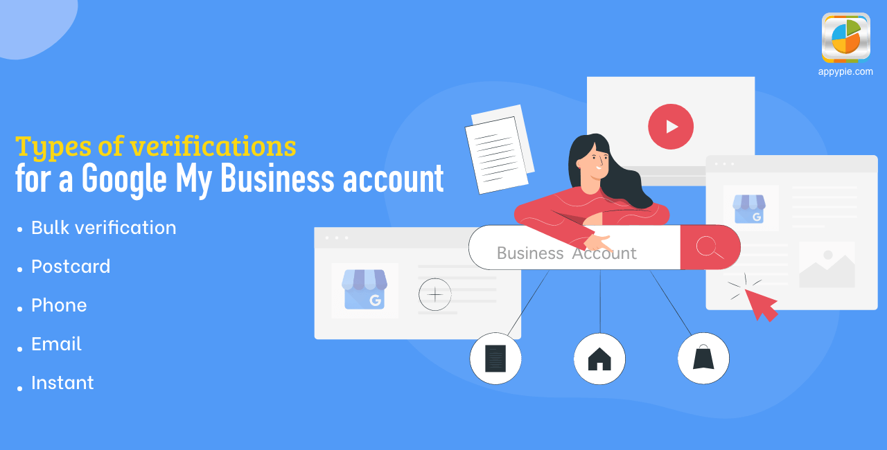 Getting your Google My Business Verified