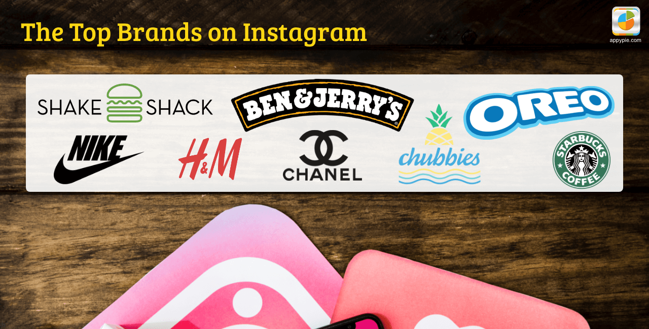 The Top Brands on Instagram