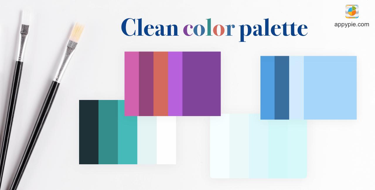 Clean Color Palette