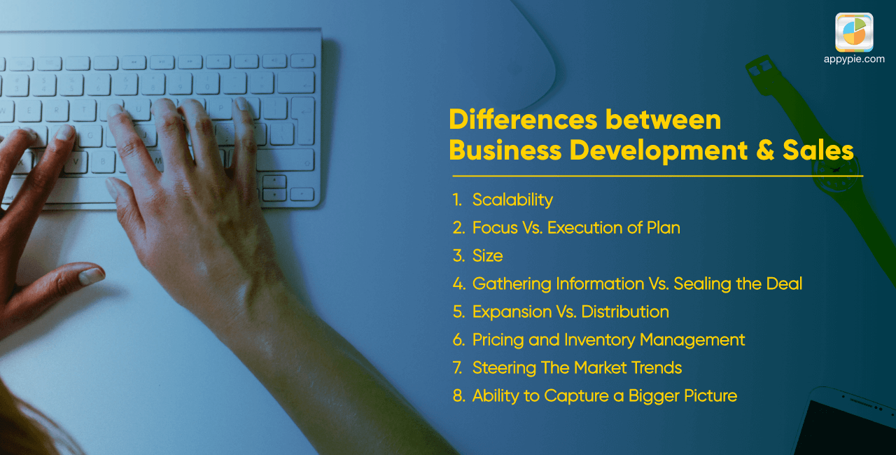 What Is Business Development and How It's Different From Sales