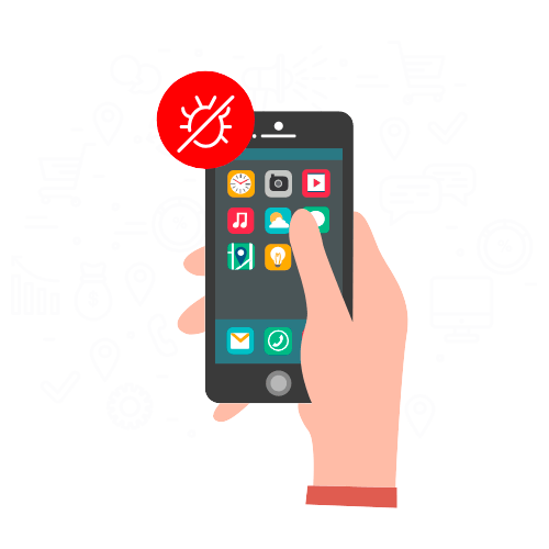Test your app on a device of your choice