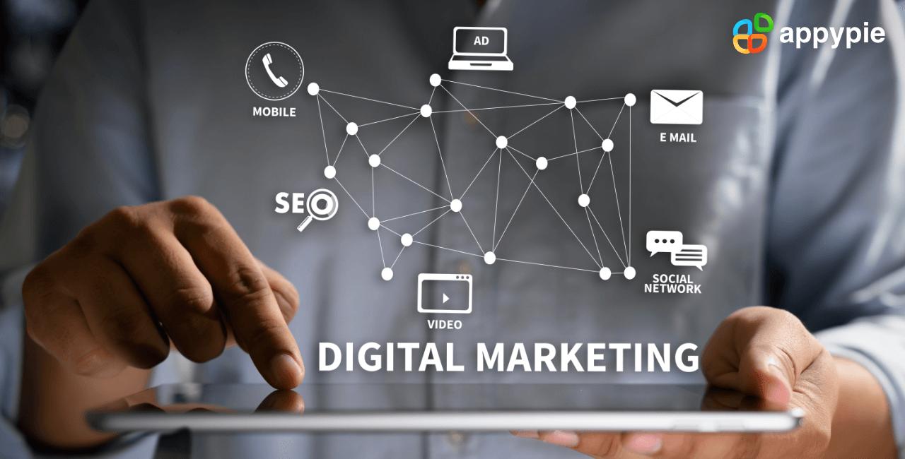 What is Digital Marketing? - Appy Pie
