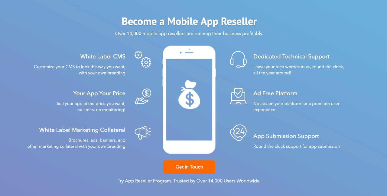 Appy Pie -A Guide for Reselling and Making Money [11 White Label Software & Services]