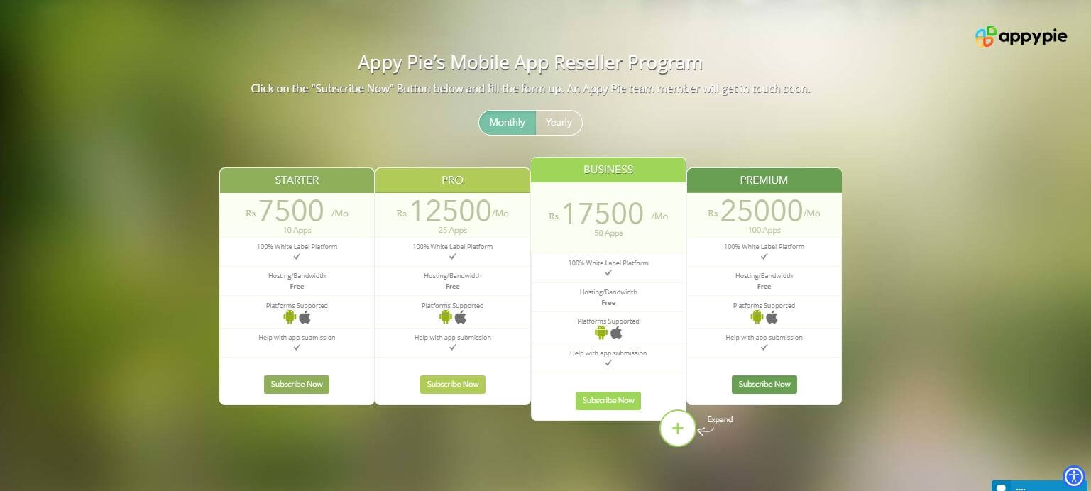 Appy Pie - A Guide for Reselling and Making Money [11 White Label Software & Services]