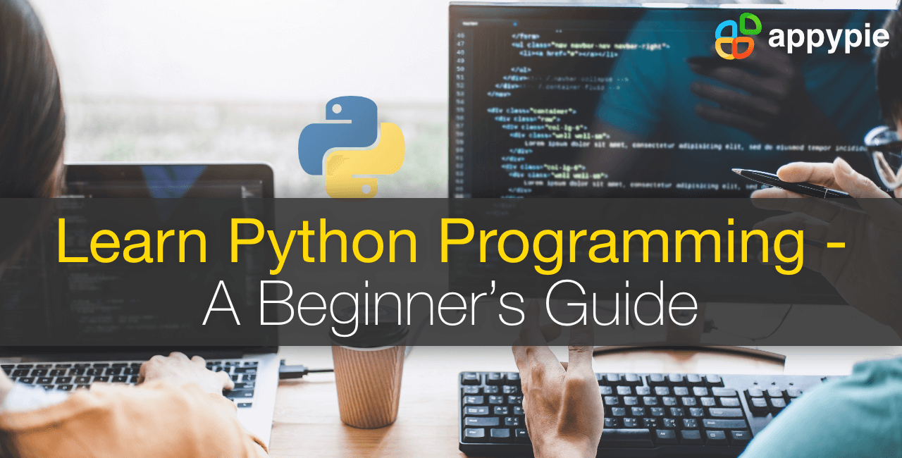 Learn Python Programming - Appy Pie