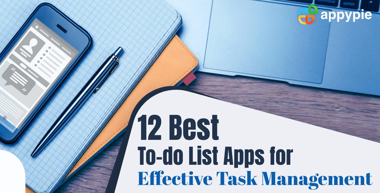 12 Best to-do List Apps to Simplify Task Management - Appy Pie - Appy Pie