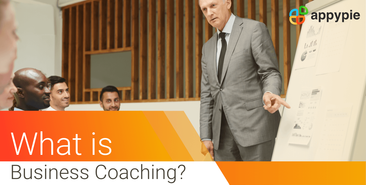 What is Business Coaching -Appy Pie