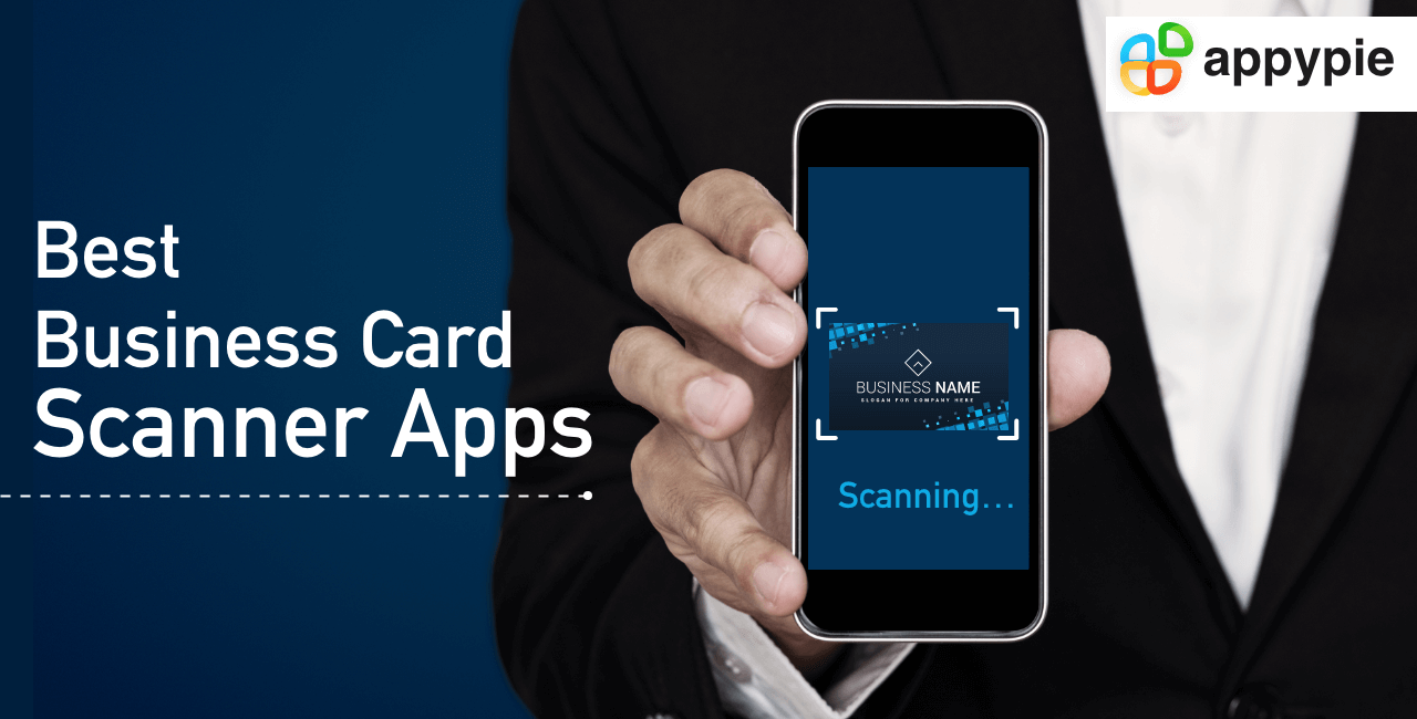 Best Business Card Scanner Apps - Appy Pie