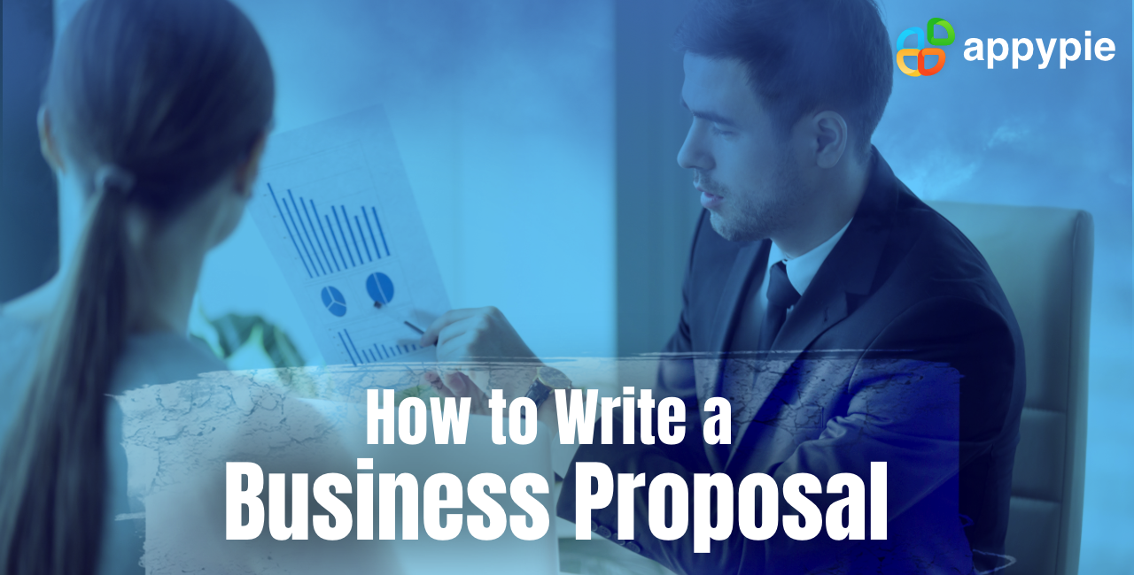 How to write a business proposal - Appy Pie