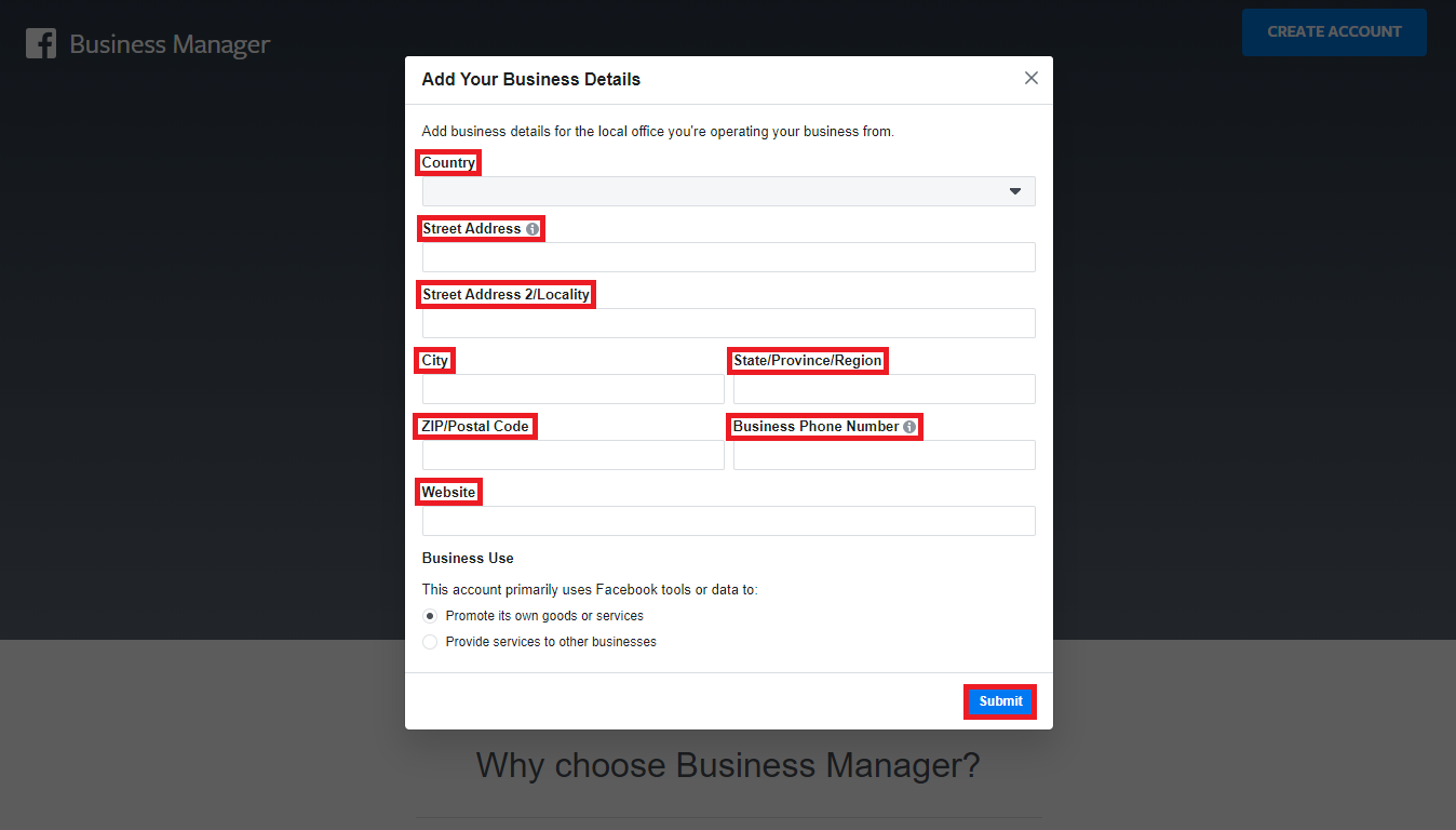 Facebook Business Manager 3 - Appy Pie