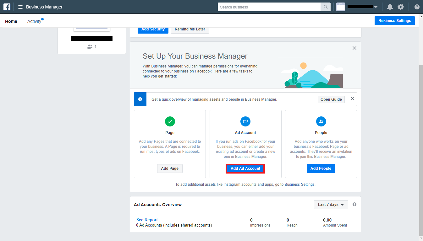 Facebook Business Manager 9 - Appy Pie