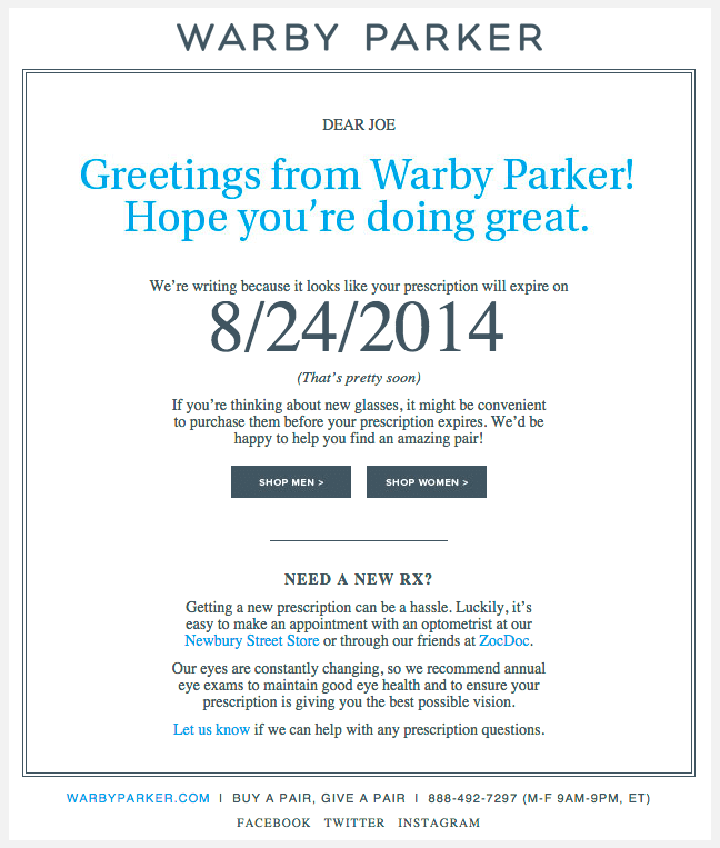 11 Effective Examples of Email Marketing Campaigns - Appy Pie