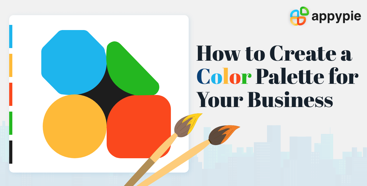 Appy Pie - How to Choose a Color Palette