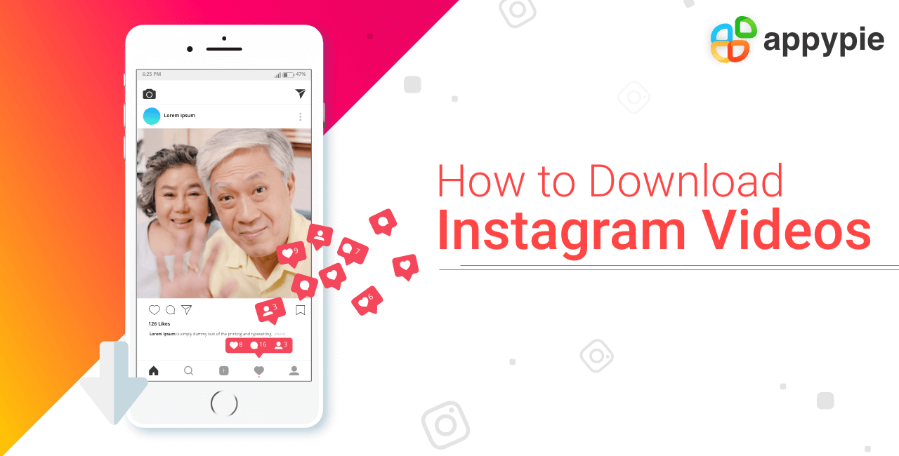 Appy Pie - How to Download Instagram Videos