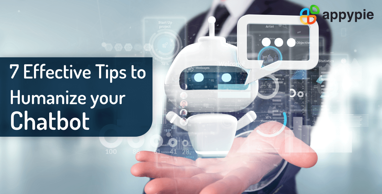 Appy Pie - Humanizing a Chatbot: A Complete Guide