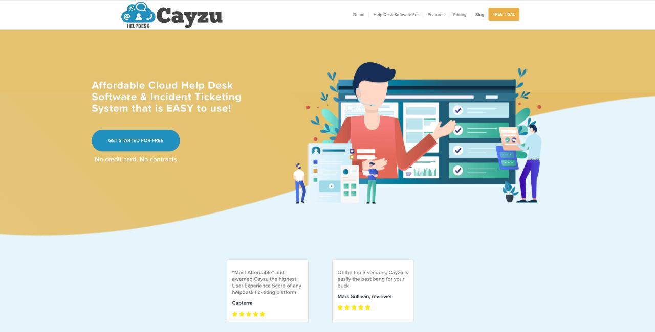 Best Help Desk Software - Appy Pie