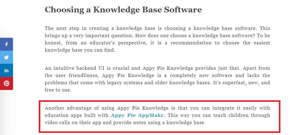 Content Monetization - Appy Pie