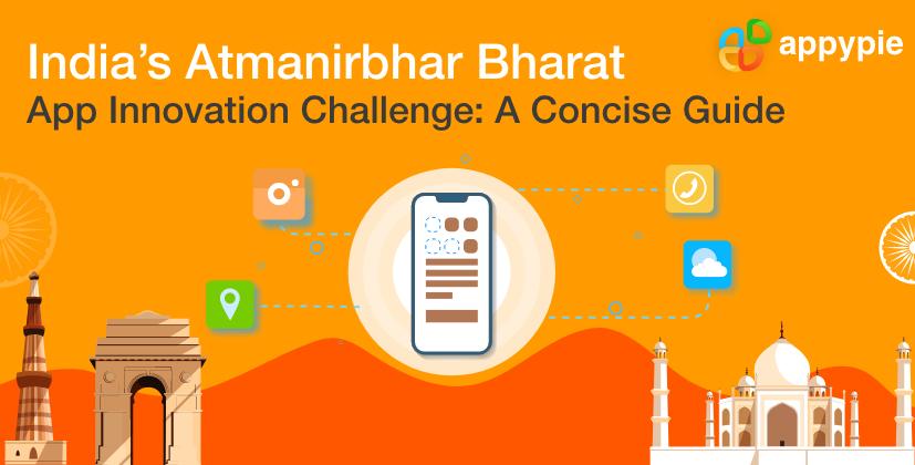 India's Atmanirbhar Bharat App Innovation Challenge - Appy Pie