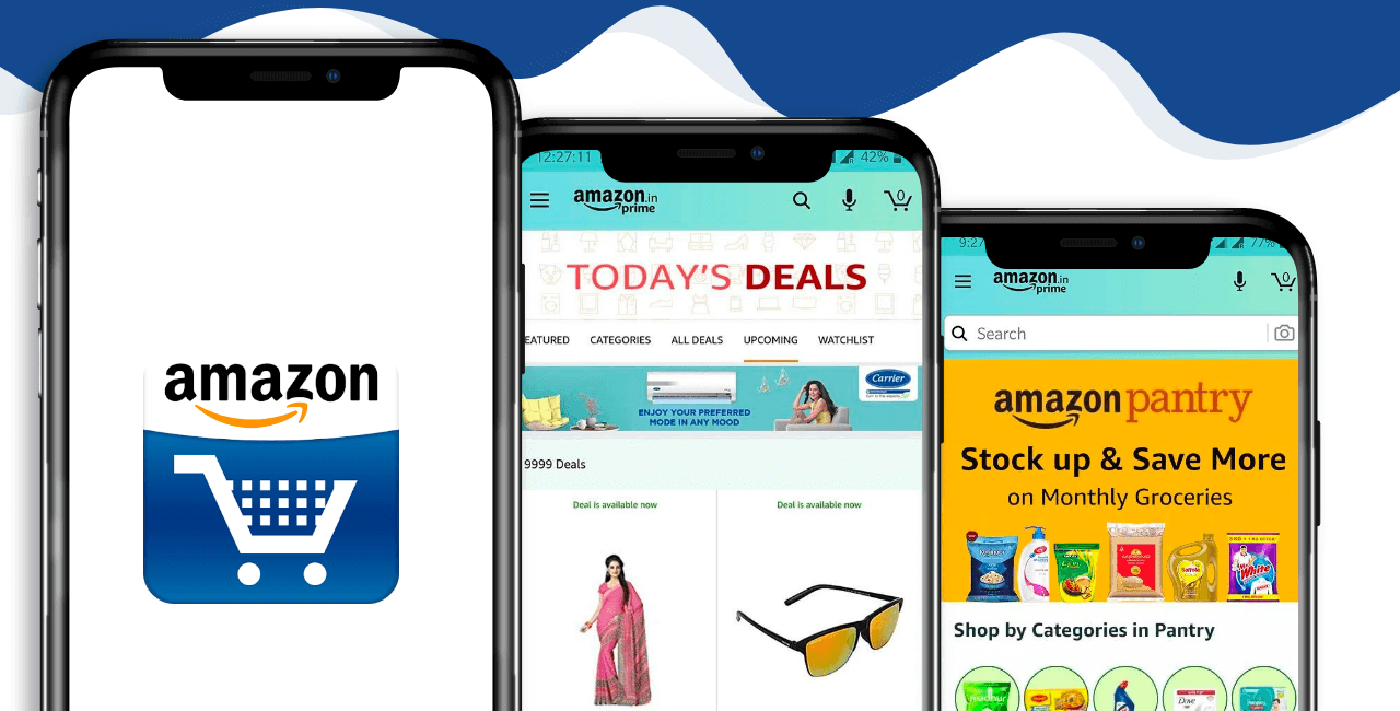 Amazon Shopping - Appy Pie