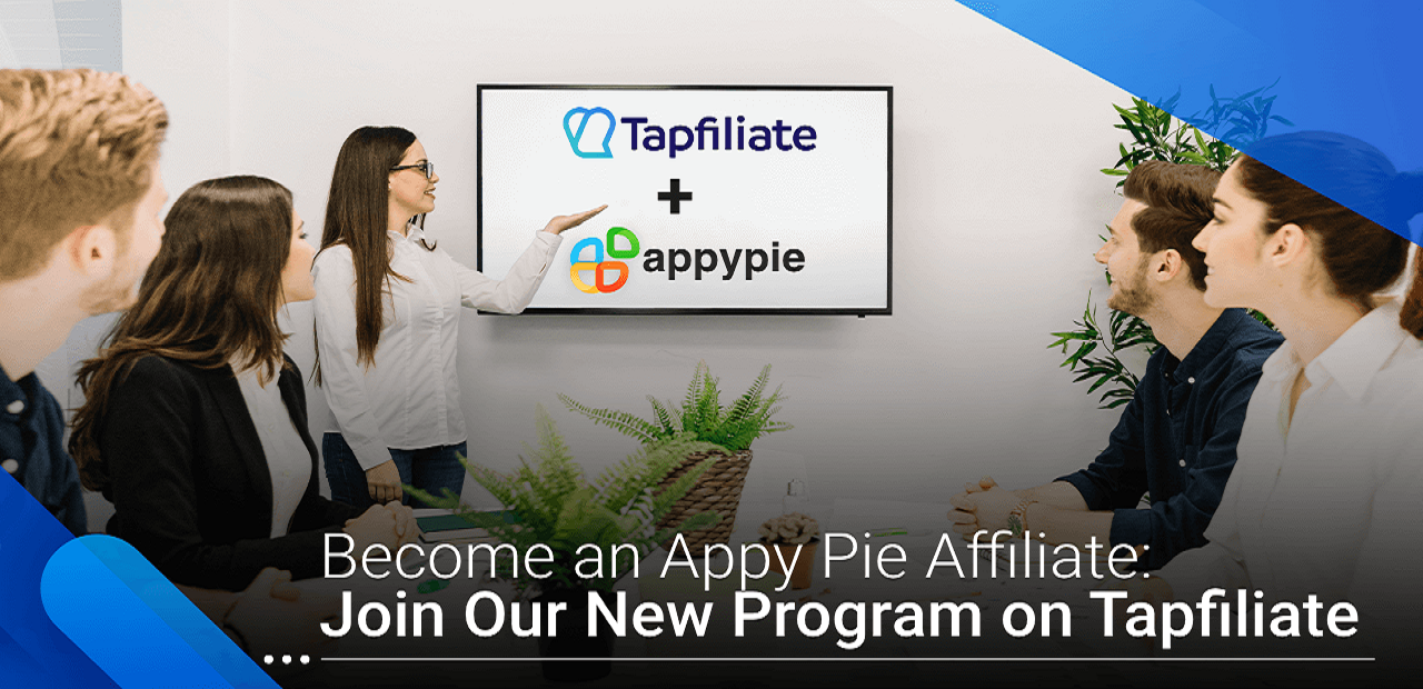 Become an Appy Pie affiliate