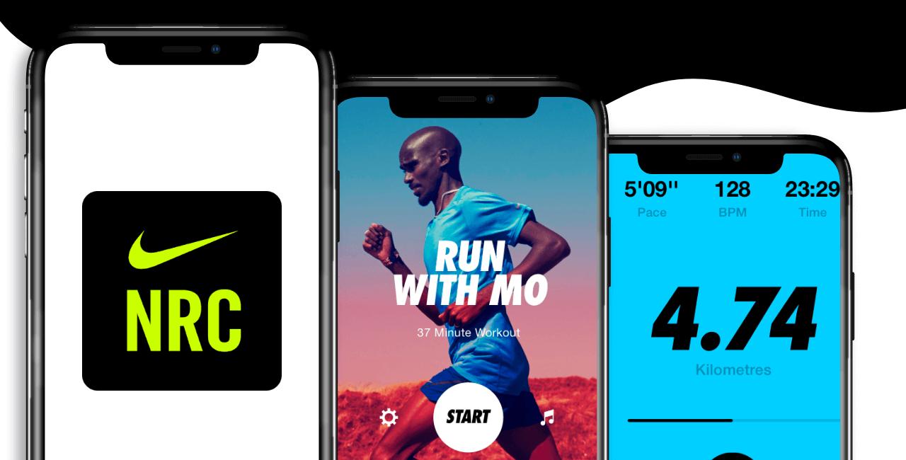 Nike Run Club - Appy Pie