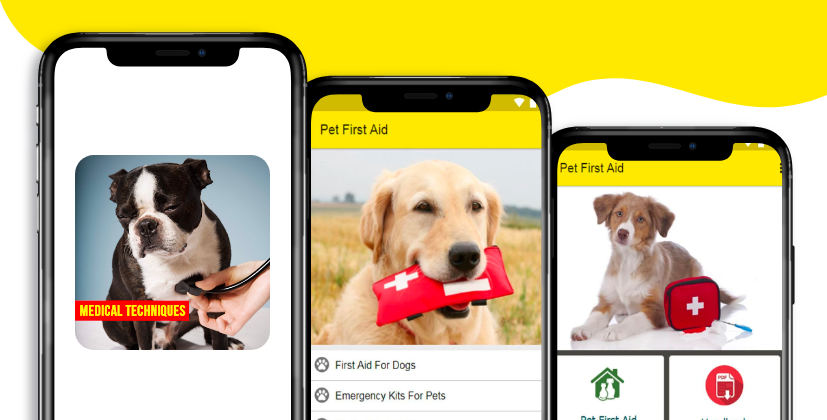 Pet First Aid - Appy Pie