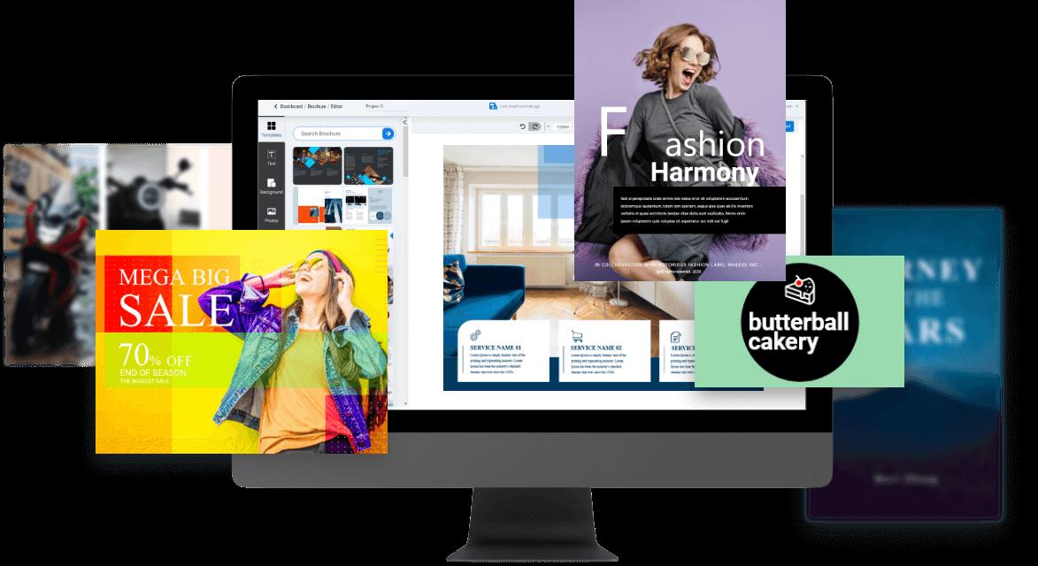 create graphic design