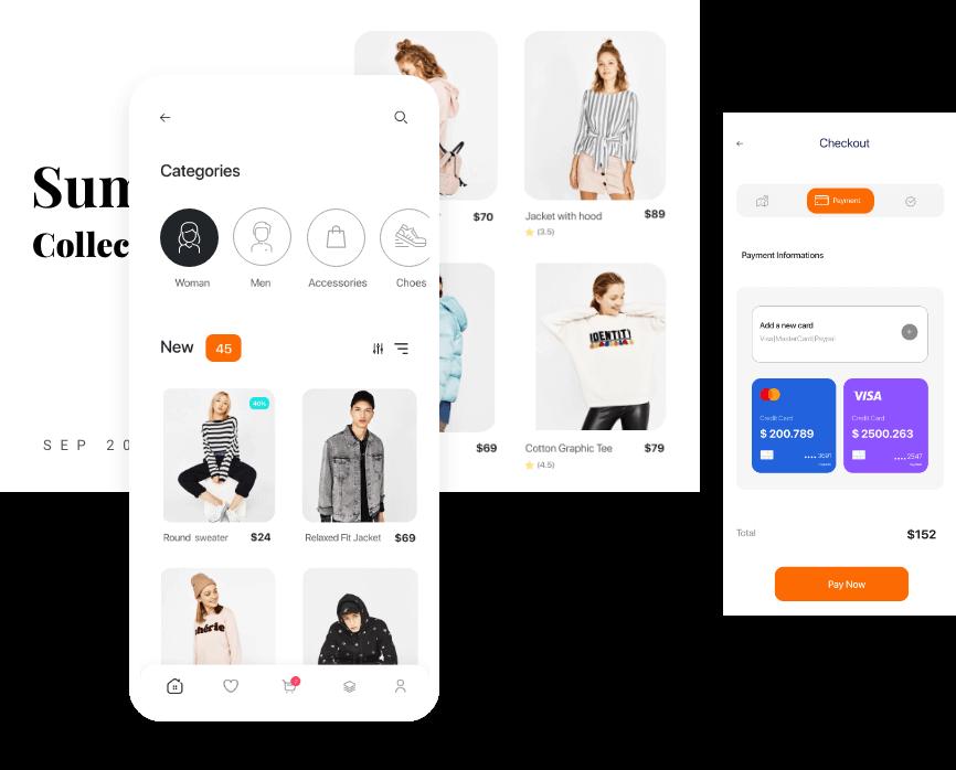 eCommerce App Maker